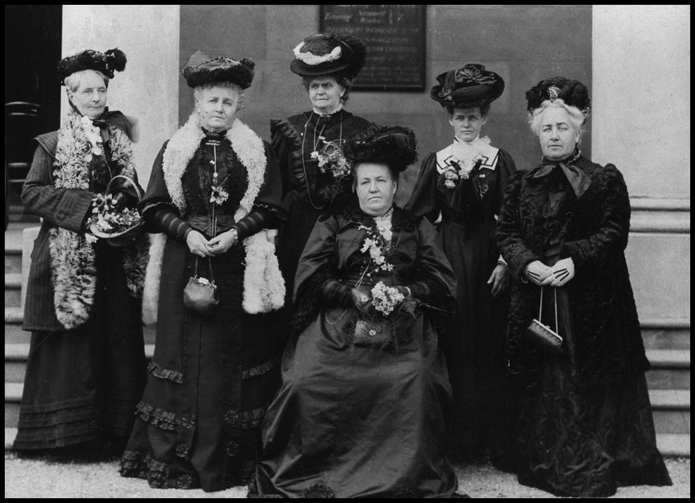 women's temperance movement